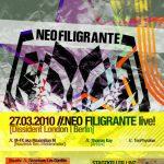 Neo Filigrante !!LIVE!!