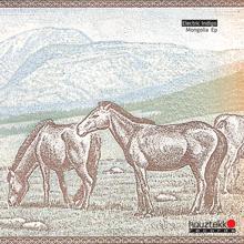 "houztekk records 011: ""Mongolia EP"""