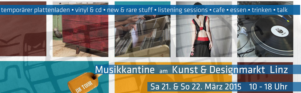MUSIK KANTINE 2015 – Der Recordstore Linz