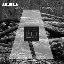 "houztekk records 016:  AKJELA ""STEH AUF"" (FUNKSTÖRUNG REMIX)"